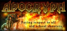 Apocryph: an old-school shooter系统需求