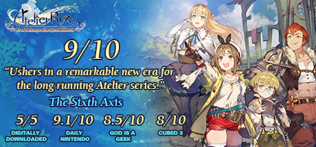 Atelier Ryza: Ever Darkness & the Secret Hideout System Requirements