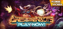 Awesomenauts - the 2D moba系统需求