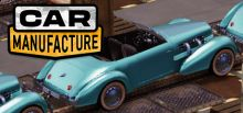 Car Manufacture System Requirements