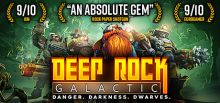 Requisitos del Sistema de Deep Rock Galactic