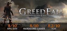 GreedFall Requisiti di Sistema