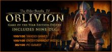 The Elder Scrolls IV: Oblivion® Game of the Year Edition Deluxe系统需求