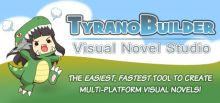 TyranoBuilder Visual Novel Studio系统需求